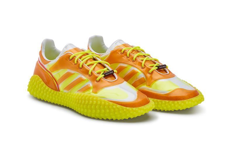 adidas,Kamanda,Polta Akh II,Cr 透明果冻质感!adidas 这波新联名又是要火的节奏!