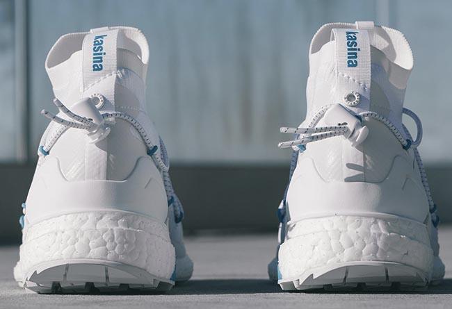 EF7770,adidas Terrex Free Hike adidas 顶级户外鞋又推出了新联名!这个配色有点小清新!