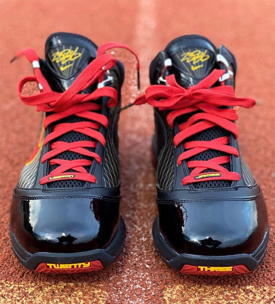 """Nike,LeBron 7,发售,LBJ,CU5646-00 下周发售!Nike LeBron 7 """"Fairfax"""" 最新复刻实物曝光!"""