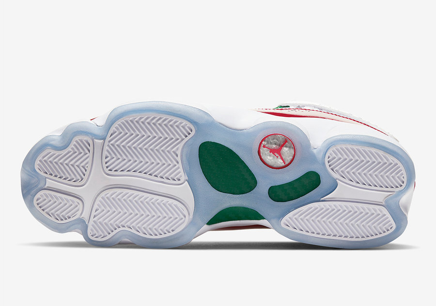 Jordan 6 Rings,Air Jordan,发售,C 骚气彩蛋撞色!这双 Jordan 6 Rings 新品你打几分?