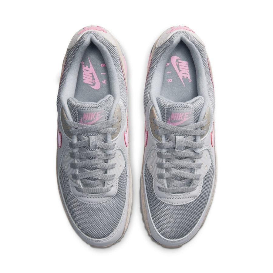 Nike,Air Max 90  Air Max 90 再曝全新配色!这次是高级感十足的「灰粉」配色