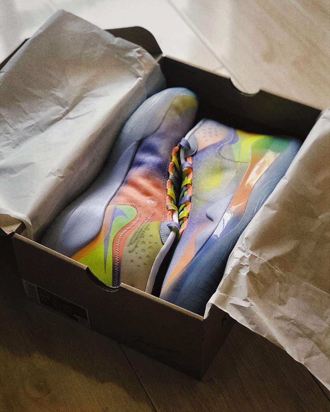 Zoom Freak 1,Nike,发售,EYBL 星空反钩你肯定没见过!又要被字母哥 Zoom Freak 1 种草了!