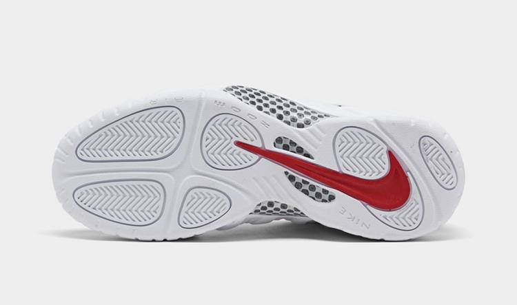 Nike,Air Foamposite Pro,624041 难以抗拒的釉面质感!新奶泡 Air Foamposite Pro 即将发售!