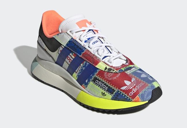 adidas SL Andridge 货号:EG8906