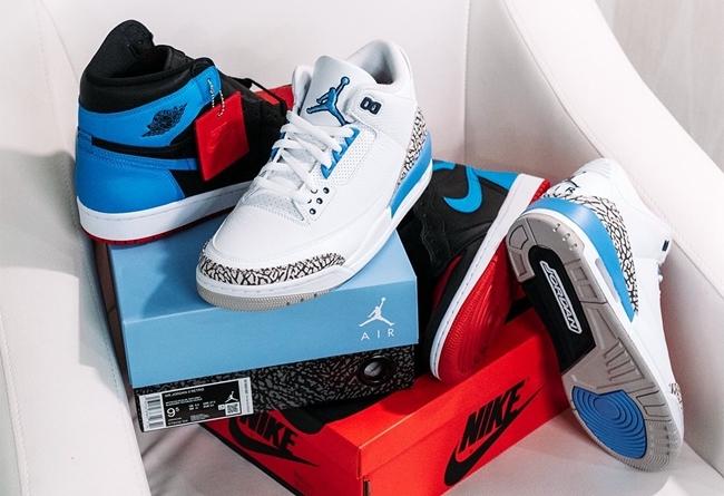 Nike,Dunk SB,Air Jordan 1,发售,C  本周发售提醒!鸳鸯 Dunk SB、北卡 AJ3,还有 AJ1 警灯 2.0