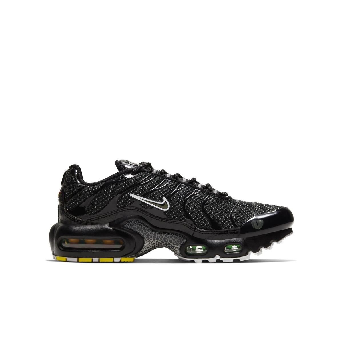 Nike,Air Max Plus  超帅蛇眼细节!Air Max Plus 这款新配色颇有看点!