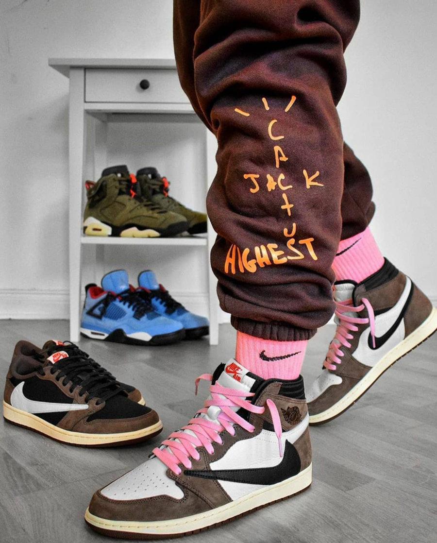 dior,Air Jordan 1,Travis Scott  Dior x AJ1 领衔!5 双 TS 联名!今年接下来的联名球鞋阵容太强了!