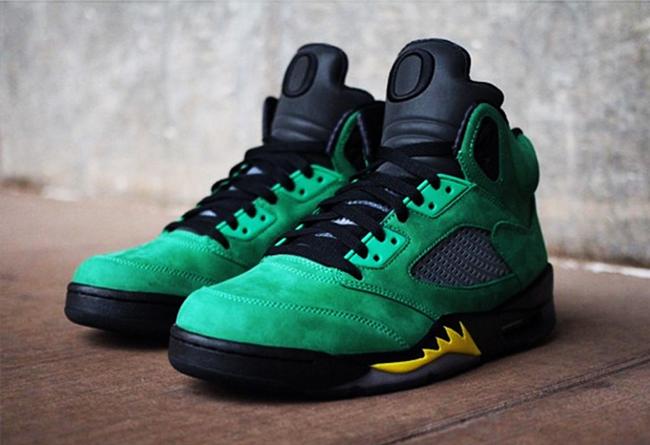 """Air Jordan 5 """"Oregon"""" 货号:CK6631-307"""