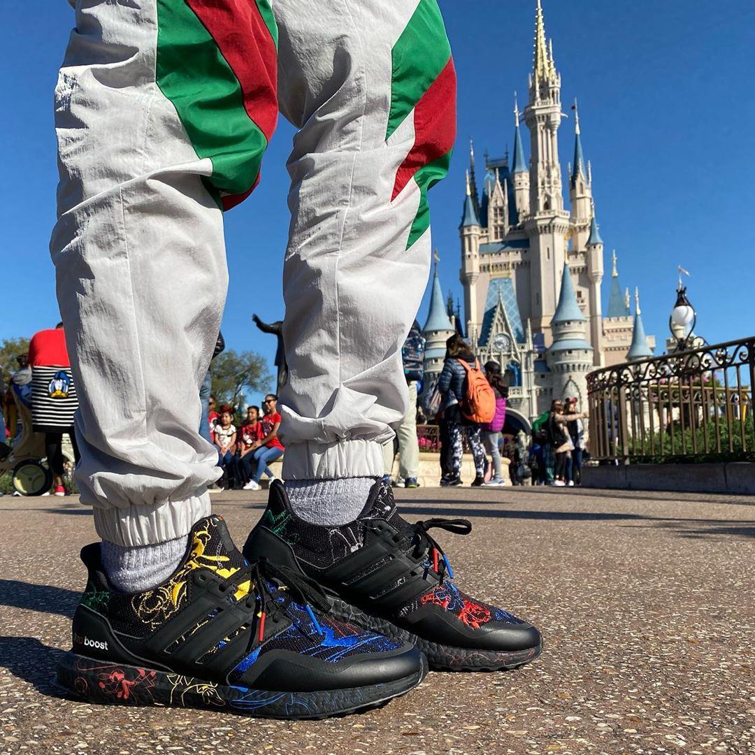 莆田鞋-Disney World x Adidas UltraBOOST 货英超下注平台:FV6050插图(11)