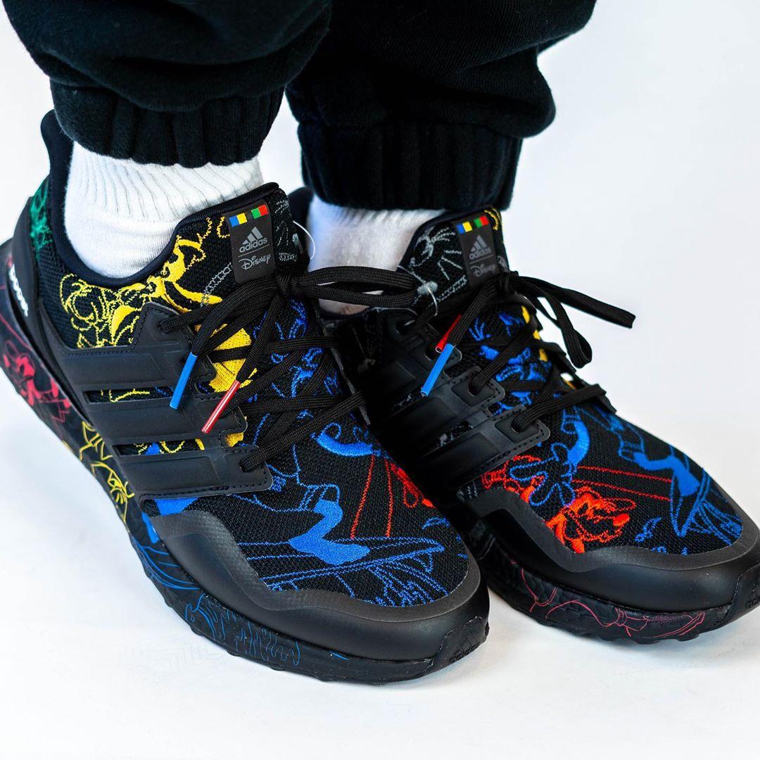 莆田鞋-Disney World x Adidas UltraBOOST 货英超下注平台:FV6050插图(7)