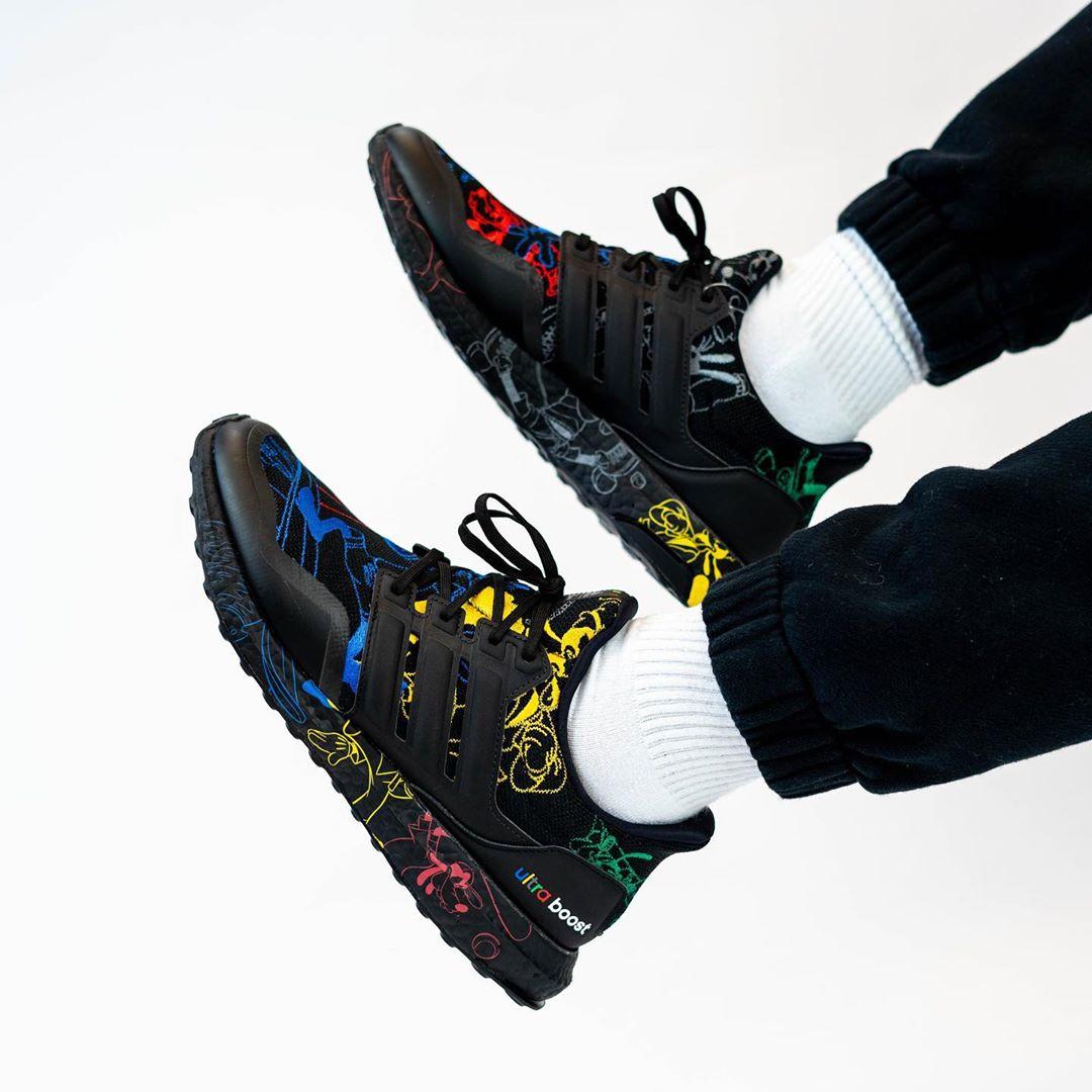 莆田鞋-Disney World x Adidas UltraBOOST 货英超下注平台:FV6050插图(3)