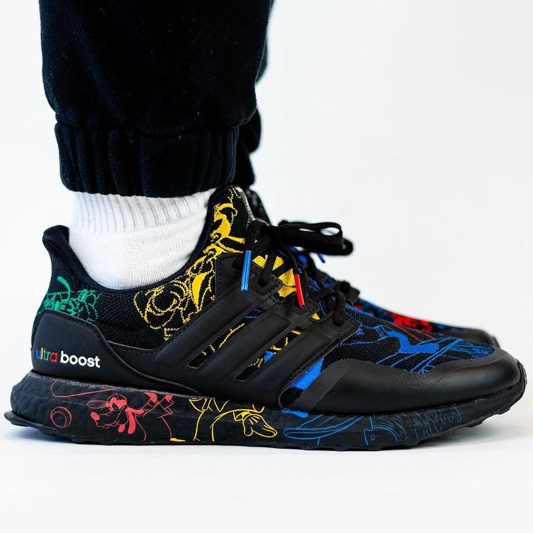 莆田鞋-Disney World x Adidas UltraBOOST 货英超下注平台:FV6050插图(5)