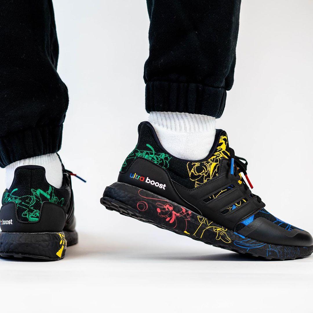 莆田鞋-Disney World x Adidas UltraBOOST 货英超下注平台:FV6050插图(9)