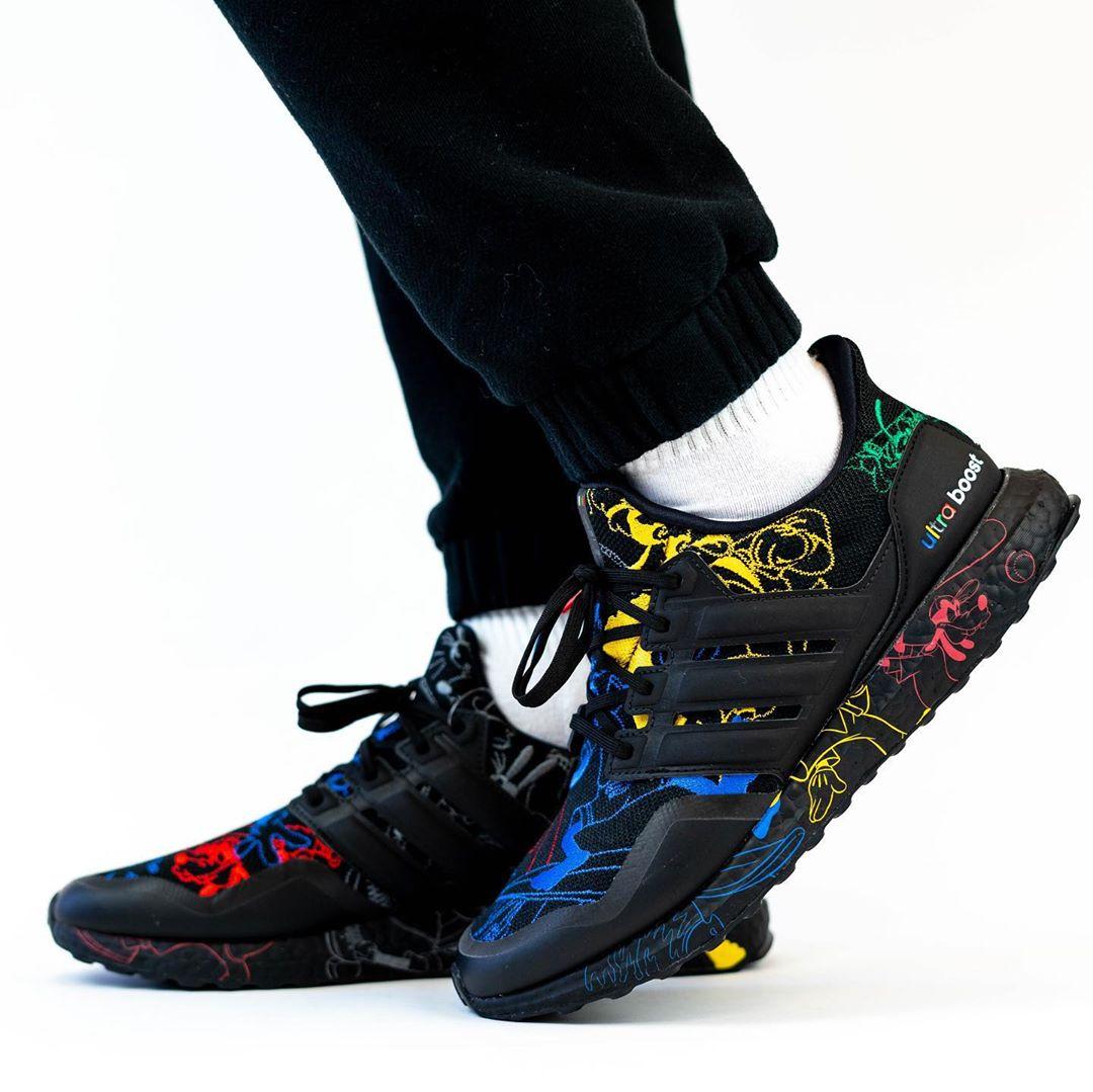 莆田鞋-Disney World x Adidas UltraBOOST 货英超下注平台:FV6050插图(4)