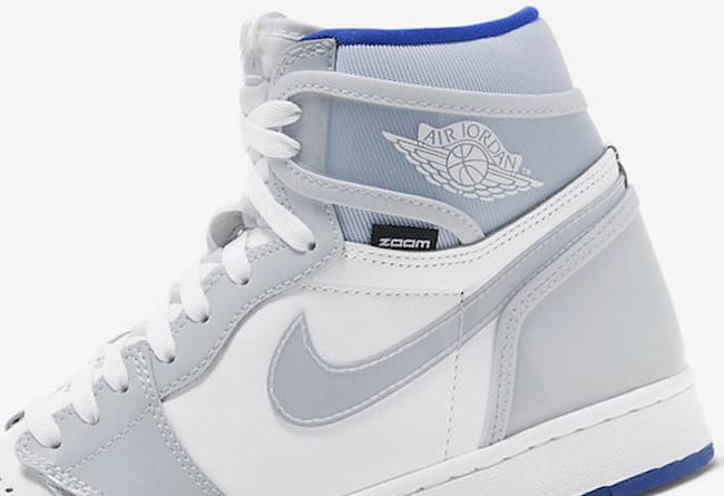 Air Jordan 1,AJ1,發售,CK6637-104  人人都想要!「小 Dior」Air Jordan 1 官圖釋出,下周發售!