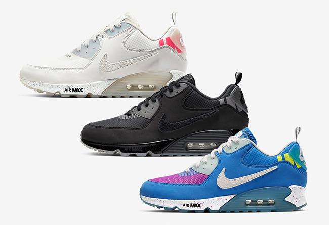 UNDEFEATED,UNDFTD,Nike,Air Max  发售日期有了!UNDFTD x Nike 型录曝光,月底登场!