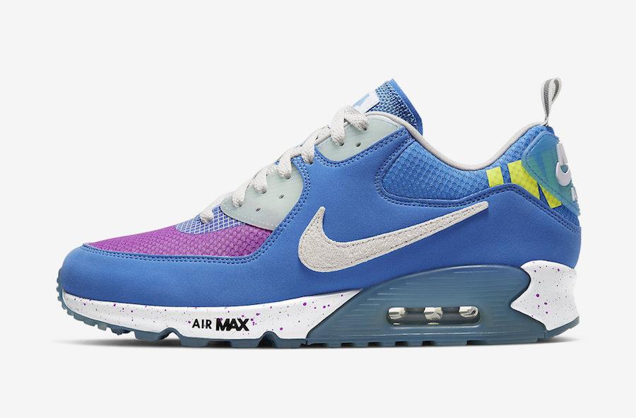 莆田鞋-白色 Undefeated x Nike Air Max 90 货英超下注平台:CQ2289-001插图(14)