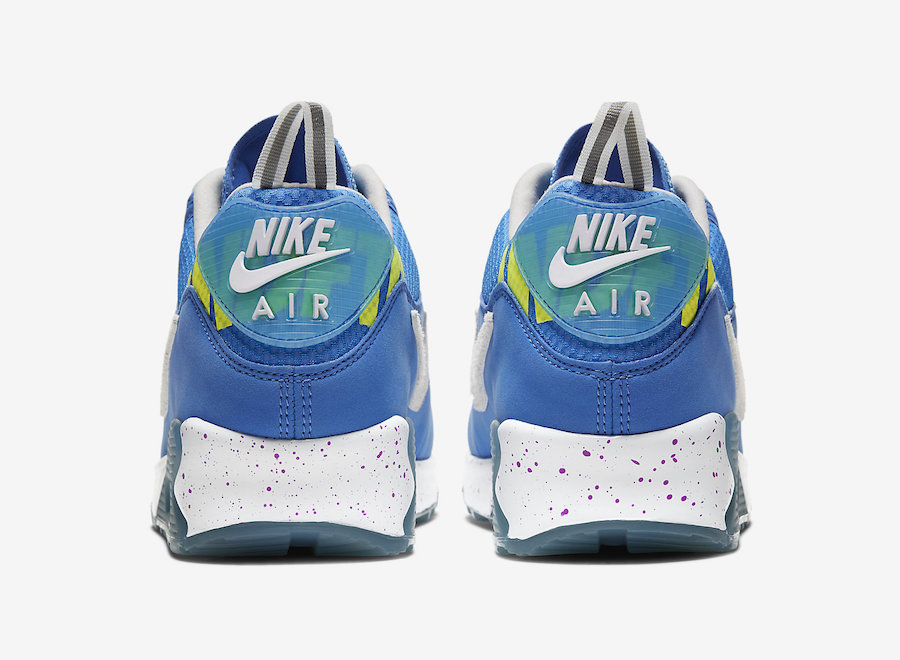 莆田鞋-白色 Undefeated x Nike Air Max 90 货英超下注平台:CQ2289-001插图(16)