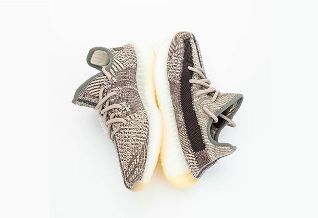 "adidas,Yeezy Boost 350 V2,Zyon  Yeezy Boost 350 V2 ""Zyon"" 實物細節曝光!國外網友:真香!"