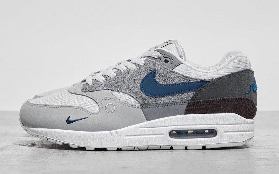 "莆田鞋-Nike Air Max 1 City Pack ""London"" 货号:CV1639-001插图(1)"