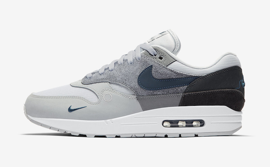 "莆田鞋-Nike Air Max 1 City Pack ""London"" 货号:CV1639-001插图(5)"