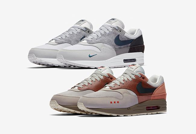 "莆田鞋-Nike Air Max 1 City Pack ""London"" 货号:CV1639-001插图"