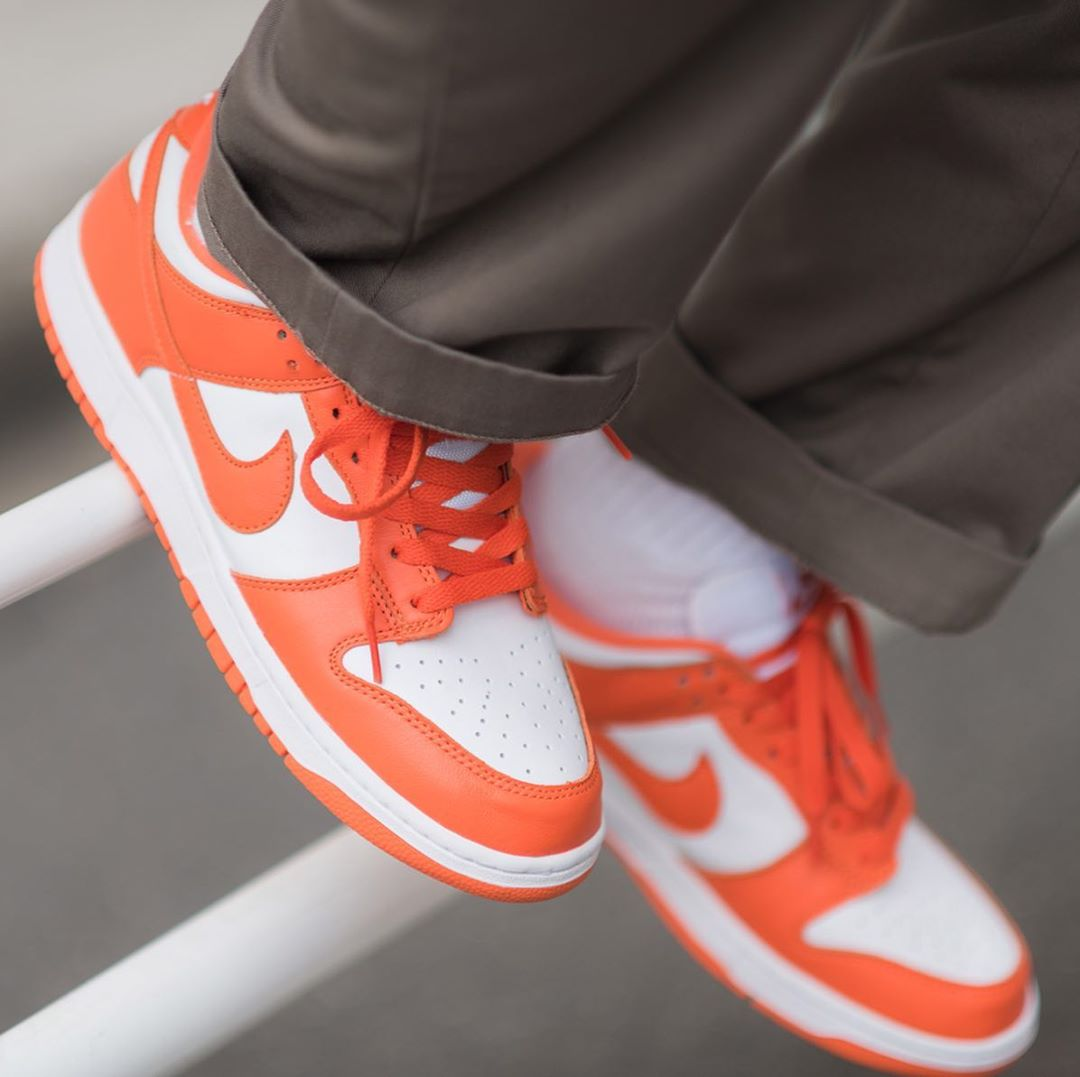 Dunk Low,Nike,CU1726-100,CU172  雪城、肯塔基 Dunk Low 實物細節 + 上腳美圖釋出!下周發售!