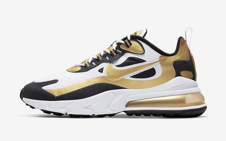 莆田鞋-Nike Air Max 270 React 货英超下注平台:CW7298-100插图(2)