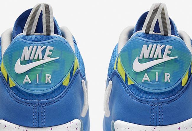 UNDEFEATED x Nike Air Max 90 货号:CQ2289-001(白)/CQ2289-002(黑)/CQ2289-400(蓝)