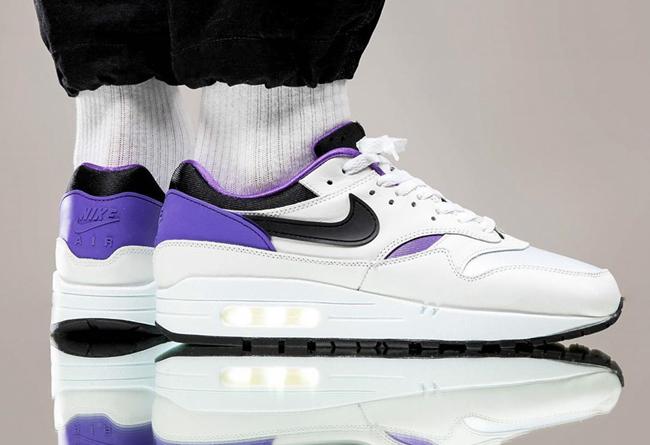 "Nike Air Max 1 DNA CH.1 ""Purple Punch"" 货号:AR3863-101"