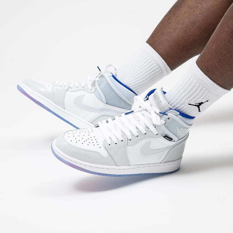 Air Jordan 1,AJ1,CK6637-104,發售  上腳帥氣!細節精致!「小 Dior」Air Jordan 1 周六發售!