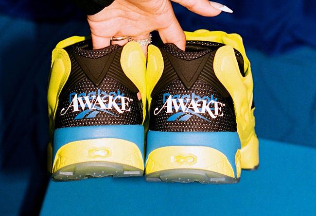 Awake NY,Reebok,Instapump Fury  纽约知名街头品牌! Awake NY x Reebok 联名实物曝光!