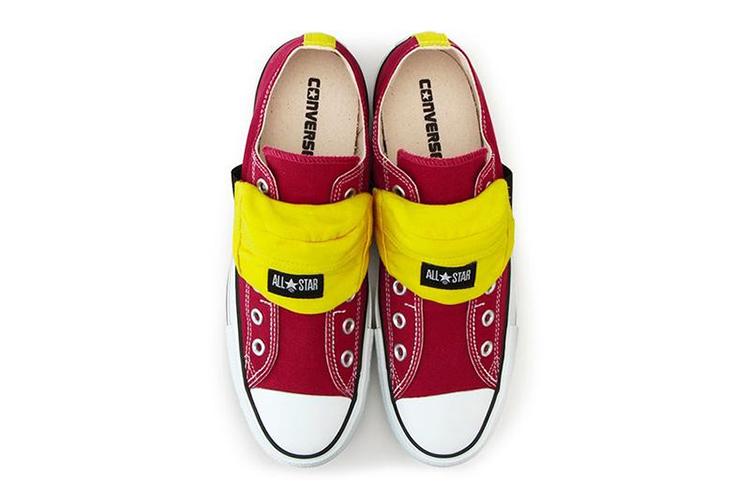 Converse,All Star Pocketslip O  買鞋帶腰包!最另類 Converse 剛剛發售!這設計你打幾分?