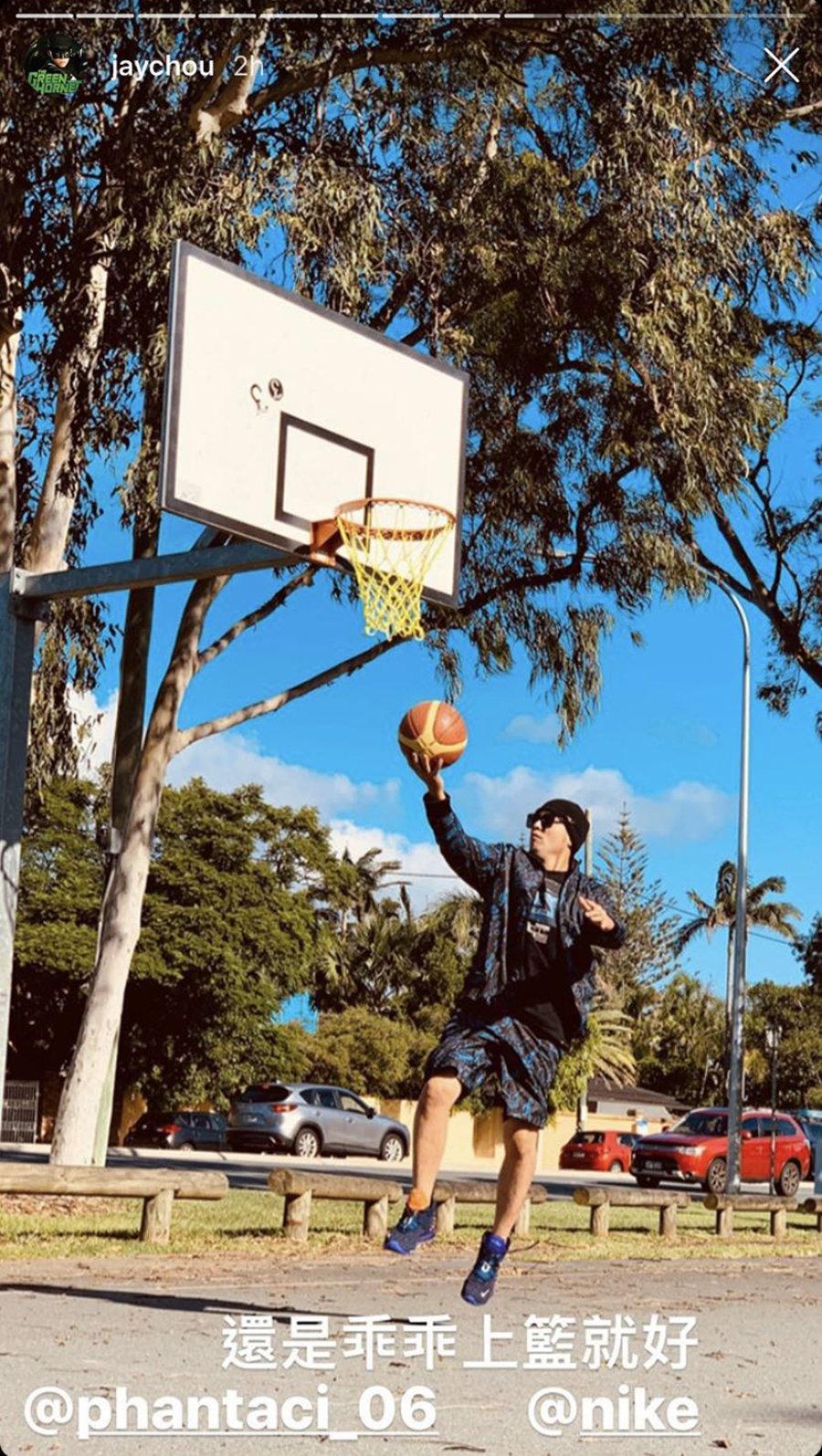 周杰倫,Nike,LeBron 17  周董上腳兩雙未市售球鞋!月底發售,你也能買!