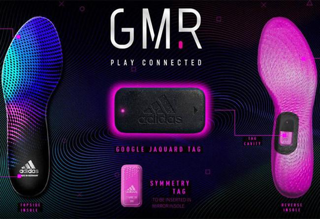 adidas GMR,adidas,FIFA  定價 35 美元!adidas 發布 GMR 科技鞋墊!