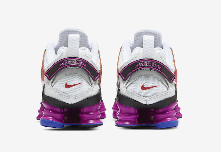 Nike,Shox TL Nova,AT8046-100,发  个性另类满分!全新配色 Nike Shox TL Nova 即将发售