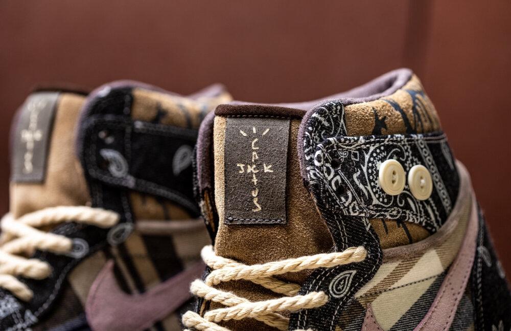 BespokeIND,  售价 1 万 5,颜值甩 TS 联名十条街!这双鞋吊打官方设计!