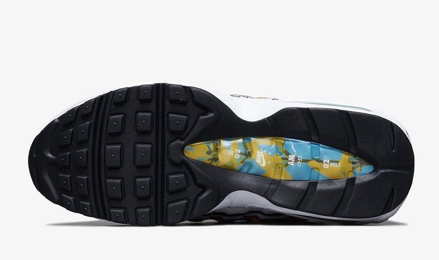 Air Max 95,Nike,发售  数百种穿法!还有换钩 + 二次元!韩国限定 Air Max 95 真会玩!