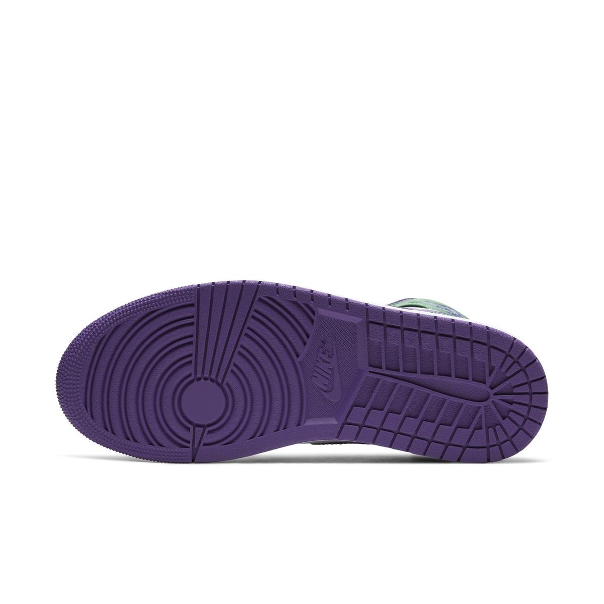 Air Jordan 1 Mid,AJ1 Mid,发售  猛男必看!小丑 Air Jordan 1 Mid 即将发售,你打几分?