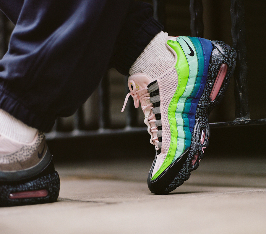 Air Max 95,Nike  20 双鞋合体!今年 Air Max Day 有双「大杂烩」!