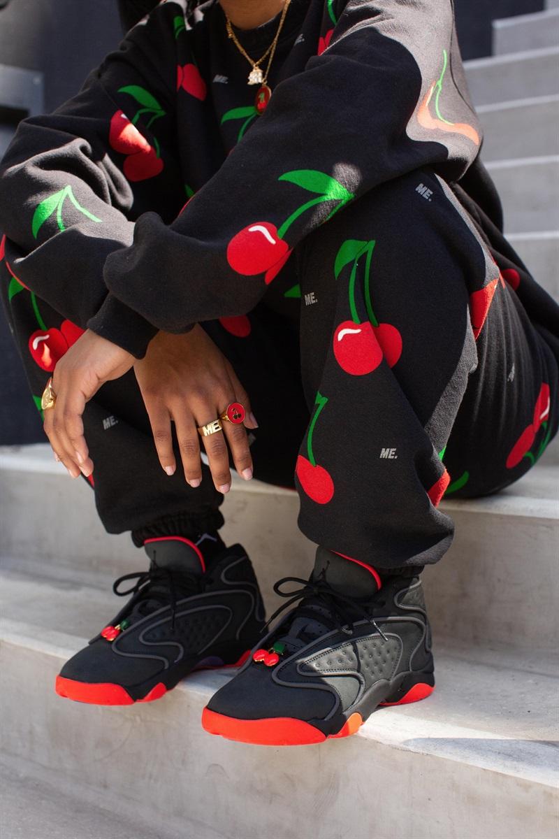 Jordan,WMNS Air Jordan OG  「大金表」AJ1 设计师又有新作!黑红樱桃下周发售