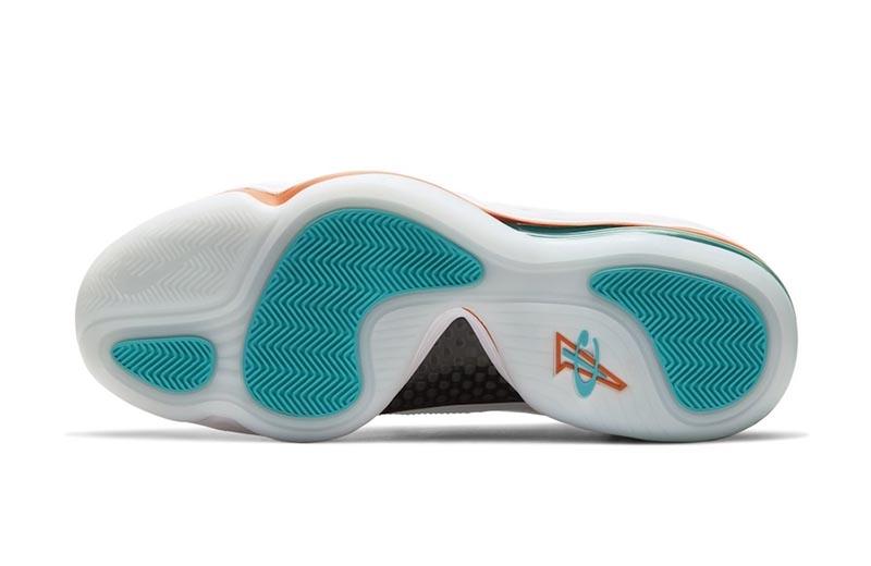 Nike,Air Penny 5,Alternate Mia  反转配色!迈阿密主题 Nike Air Penny 5 即将发售!