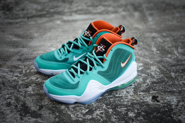 Nike,Air Penny 5,Alternate Mia  反转配色!迈阿密主题 Nike Air Penny 5 即将发售!