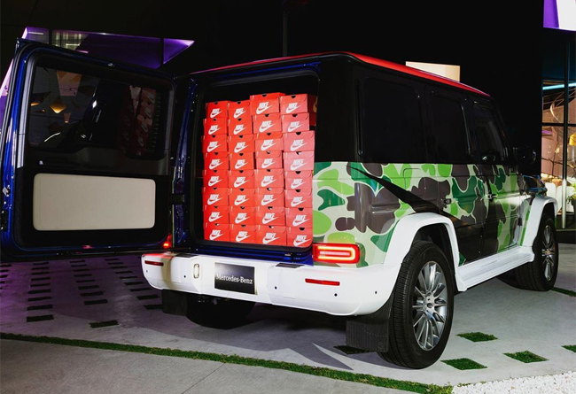 Nike,Air Max 90,Air Max 2090,C  迷彩奔驰 SUV 颜值绝了!同款配色 Air Max 系列下周发售