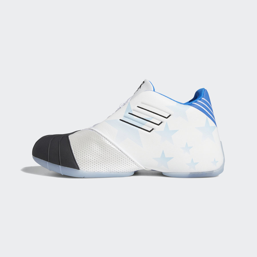 adidas,T-MAC 1  经典明星战靴还能这样玩?!这双 adidas T-MAC 1 有点特别!