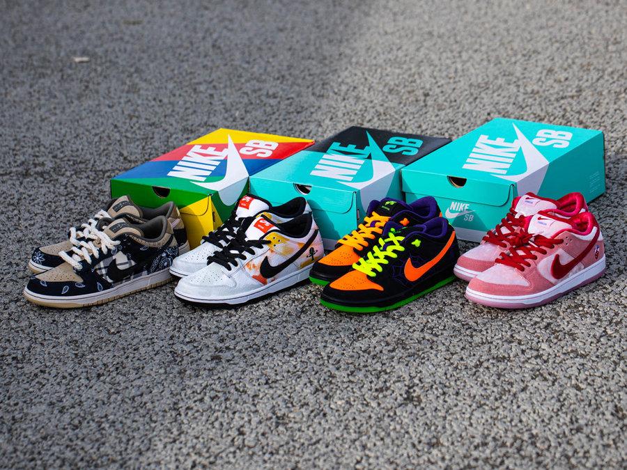 Nike,Air Jordan,OFF-WHITE,Yeez  小編一年竟開箱這么多離譜球鞋!弟弟款 AJ1 都能破萬!國產鞋要三千!