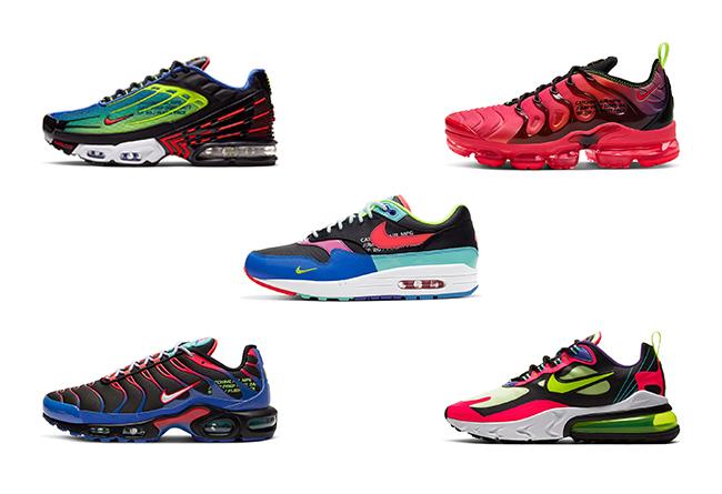 Nike,Flight Pack,Air Max 1,Air  Air Max Day 节日氛围浓厚!Nike 降落伞系列完整曝光!