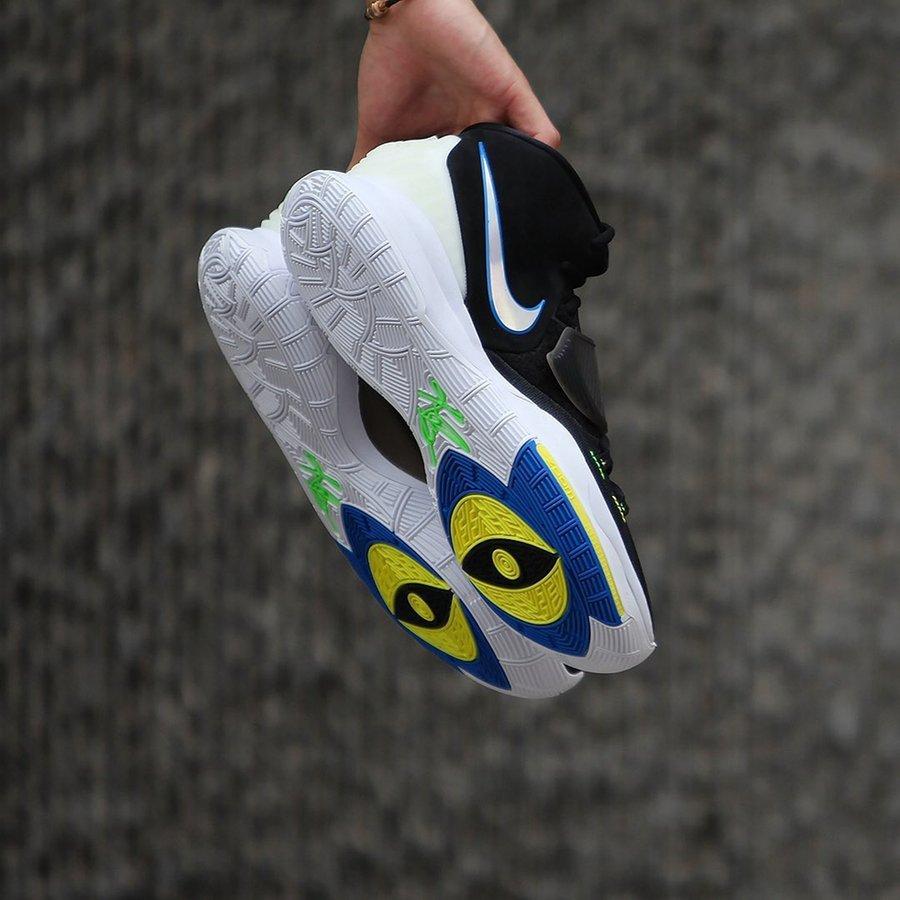 Nike,Kyrie 6  夜光效果值得期待!Nike Kyrie 6 全新配色曝光