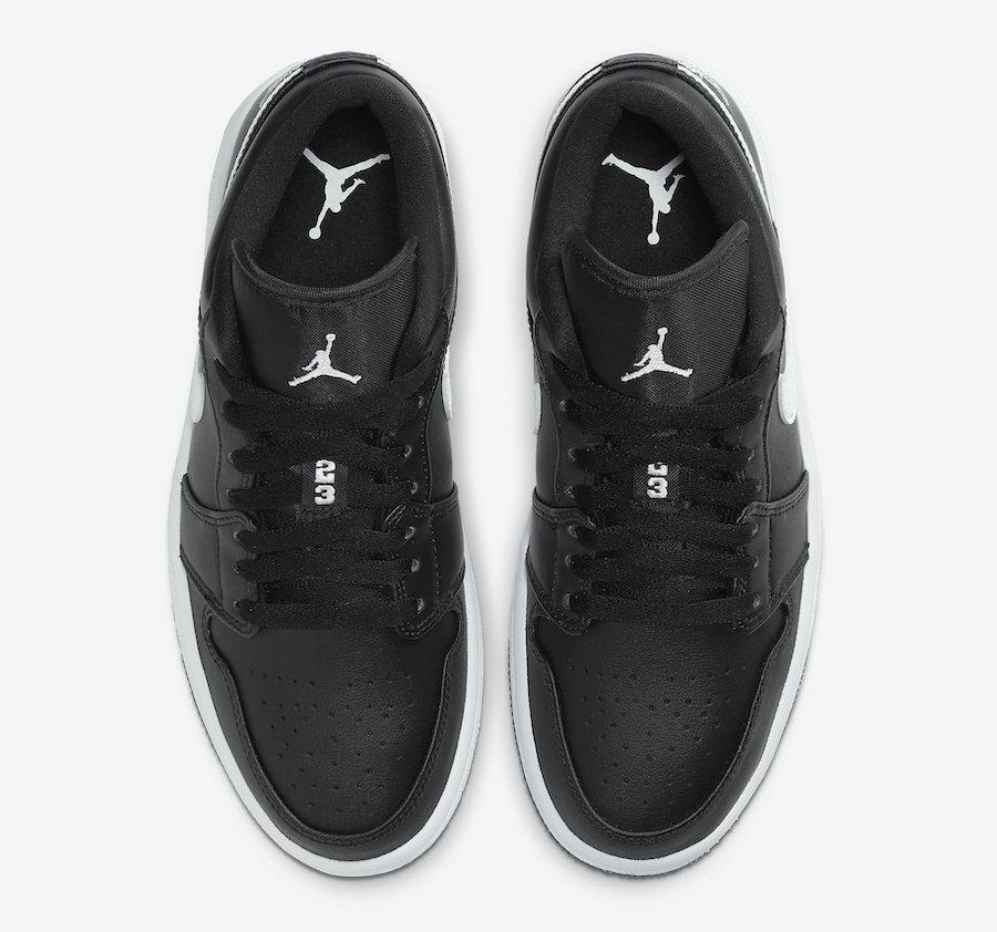 Air Jordan 1 Low,发售  小熊猫 Air Jordan 1 Low 官图释出!春夏不容错过的新品!