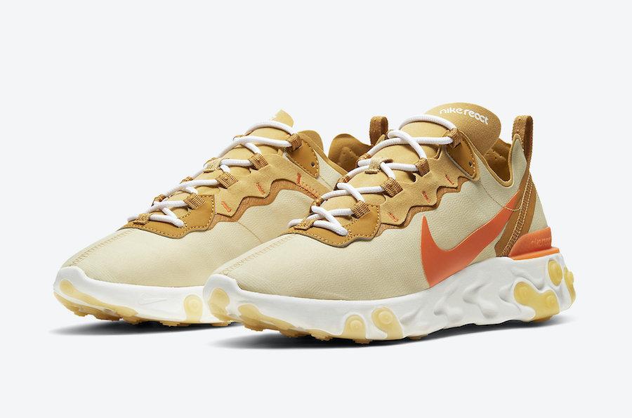 Element 55,发售,Nike  酷似 OW 万圣节联名!小麦 Element 55 官图释出,超想要!